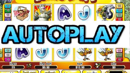 Avantages de l'utilisation de l'Autoplay dans les casino en lignes