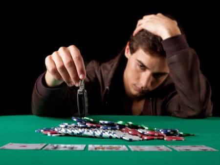 L'Addiction du casino en ligne