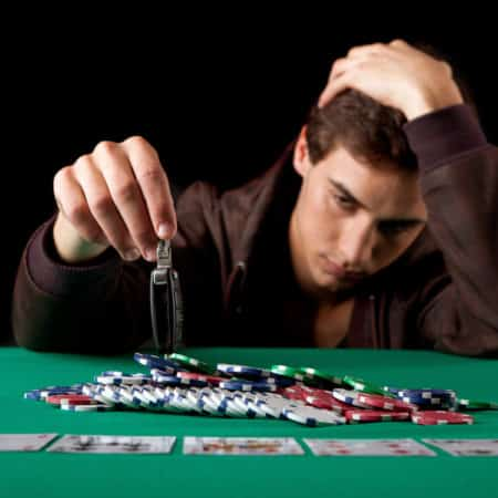 Addiction du casino en ligne