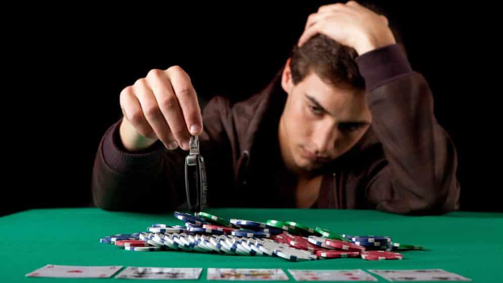 Addiction du casino en ligne
