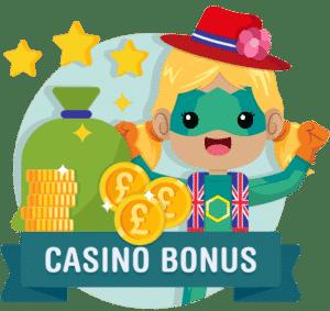 Casino Bonus 1