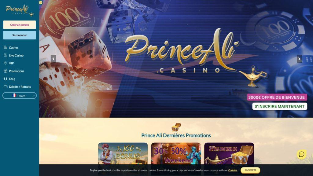 prince ali avis review