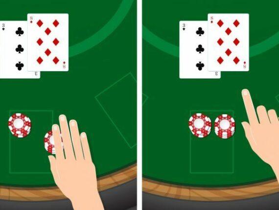 Quand doubler au blackjack (et quand ne pas le faire) ?